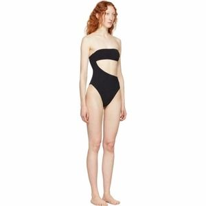 Stella McCartney Swim - Stella McCartney 90s Strapless One-Piece Swimsuit